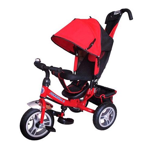 Велосипед трехколесный цвет красный TRIKE Formula 3 FA3