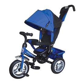 Велосипед трехколесный цвет синий TRIKE Formula 3 FA3
