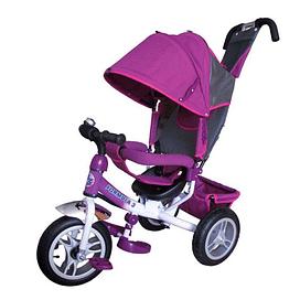 Велосипед трехколесный цвет фиолетовый TRIKE Formula 3 FA3