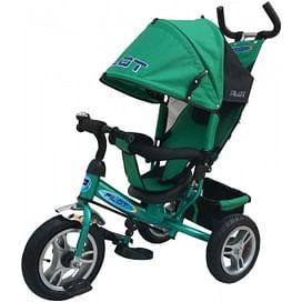 Велосипед трехколесный цвет зелёный TRIKE Pilot PTA3