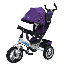 Велосипед трехколесный цвет фиолетовый TRIKE Pilot PTA3