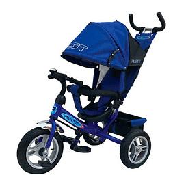 Велосипед трехколесный цвет синий TRIKE Pilot PTA3