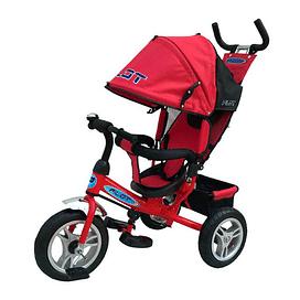 Велосипед трехколесный цвет красный TRIKE Pilot PTA3