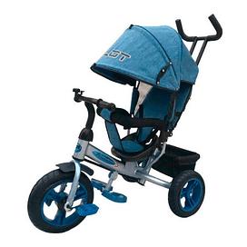 Велосипед трехколесный цвет голубой TRIKE Pilot PT3