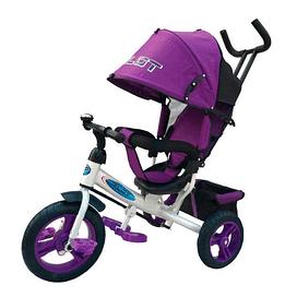Велосипед трехколесный цвет фиолетовый TRIKE Pilot PT3