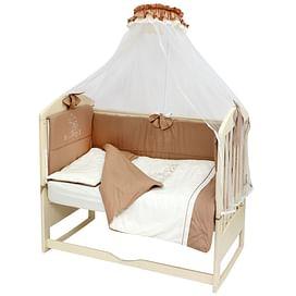 Комплект постельного белья «Капучино» (8 предметов) (tam) ТОПОТУШКИ
