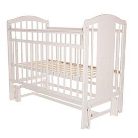 PITUSO Кровать детская NOLI МИШУТКА Белый (универсальный маятник) PITUSO