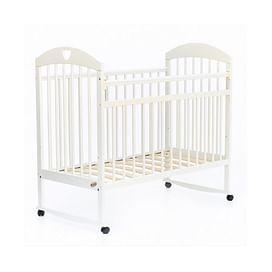 Детская кровать Bambini Comfort М / 01.10.18 (слоновая кость)