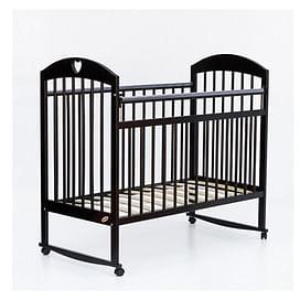 Детская кровать Bambini Comfort М / 01.10.18 (темный орех)