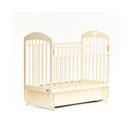 Детская кровать Bambini Comfort М / 01.10.19 (слоновая кость)