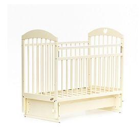 Детская кровать Bambini Comfort М / 01.10.20 (слоновая кость)