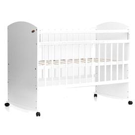 Детская кровать Bambini Elegance М / 01.10.06 (белый)