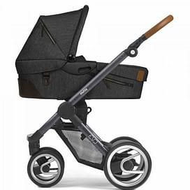 Коляска коляска 2в1 (industrial charcoal) MUTSY EVO