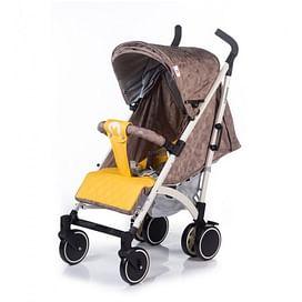 Коляска прогулочная Babyhit Rainbow LT (Yellow Grey)