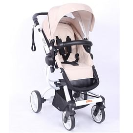 Прогулочная коляска XO-Kid Siesta (бежевый)