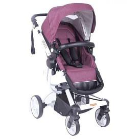 Прогулочная коляска XO-Kid Siesta (розовый)