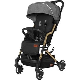 Прогулочная коляска CARRELLO Smart CRL-5504 (City Grey)