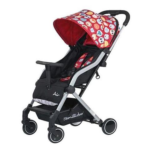 Прогулочная коляска Familidoo Air301LR (красный)