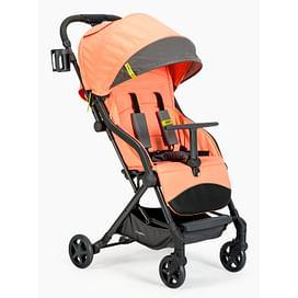 Прогулочная коляска Happy Baby Umma Pro (коралловый)