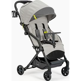 Прогулочная коляска Happy Baby Umma Pro (серый)