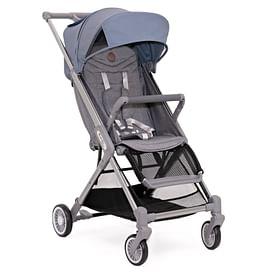 Прогулочная коляска Babyzz Prime (серый/голубой)