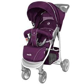 Прогулочная коляска Baby Tilly Twist T-164 (Onion Purple)