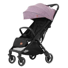 Прогулочная коляска CARRELLO Turbo / CRL-5503 (Grape Pink)