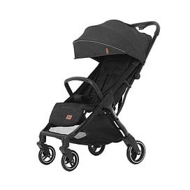 Прогулочная коляска CARRELLO Turbo / CRL-5503 (Deep Black)
