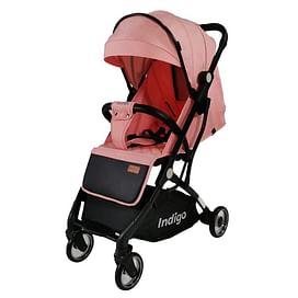Прогулочная коляска INDIGO Rona (розовый)
