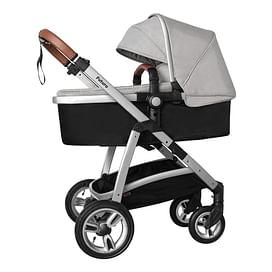 Детская коляска Baby Tilly T-165 Futuro (Mist Grey) CARRELLO