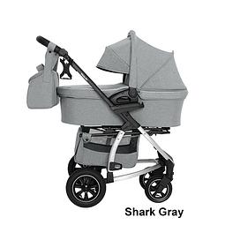 КОЛЯСКА 2 В 1 CARRELLO CRL-6506 Vista Air (Shark Gray)