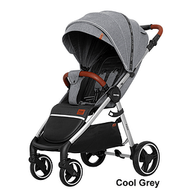 Прогулочная коляска CARRELLO CRL-5507 Pulse (Cool Grey)
