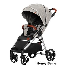 Прогулочная коляска CARRELLO CRL-5507 Pulse (Honey Beige)