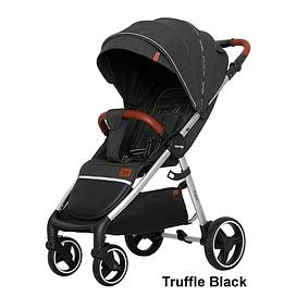 Прогулочная коляска CARRELLO CRL-5507 Pulse (Truffle Black)