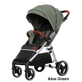 Прогулочная коляска CARRELLO CRL-5507 Pulse (Aloe Green)