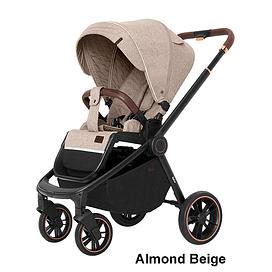 Прогулочная коляска CARRELLO Epica CRL-8509 Almond Beige