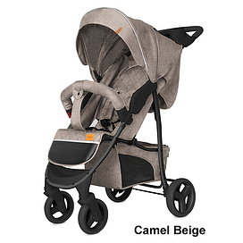 Прогулочная коляска Baby Tilly Twist T-164 (Camel Beige)