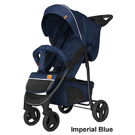 Прогулочная коляска Baby Tilly Twist T-164 (Imperial Blue)