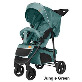 Прогулочная коляска Baby Tilly Twist T-164 (Jungle Green)