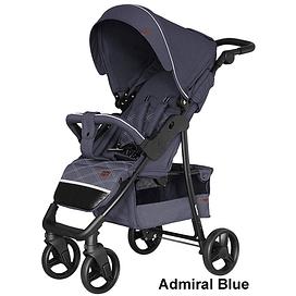 Прогулочная коляска CARRELLO Quattro CRL- 8502/3 Admiral Blue