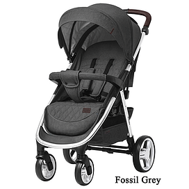 Прогулочная коляска Baby Tilly T-191 Ultimo (Fossil Grey)