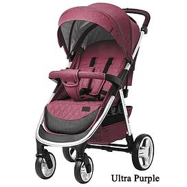 Прогулочная коляска Baby Tilly T-191 Ultimo (Ultra Purple)