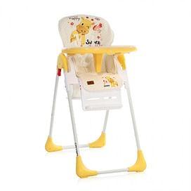 Стульчик для кормления Lorelli CRYSPI (Yellow Giraffe 2020)