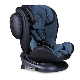 Автокресло Lorelli AVIATOR SPS ISOFIX (Black Blue 2019)