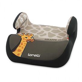 Автокресло Lorelli TOPO COMFORT (Giraffe Light Dark)