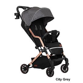 Прогулочная коляска Baby Tilly T-169 Smart (серый)