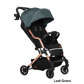 Прогулочная коляска Baby Tilly T-169 Smart (зелёный)