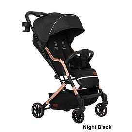 Прогулочная коляска Baby Tilly T-169 Smart (чёрный)