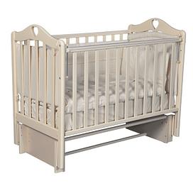 Кровать детская Ray GRACE 2 ( УНИВЕРСАЛЬНЫЙ МАЯТНИК ) (слоновая кость)