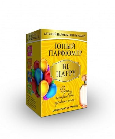 "Юный Парфюмер ""BE HAPPY"" (мини) Артикул: 15148 Каррас"